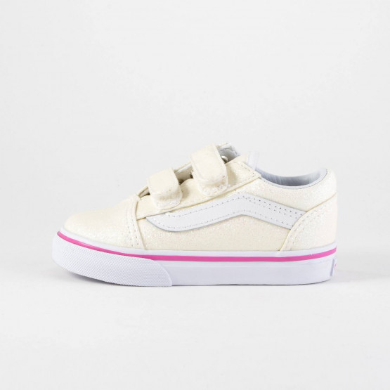 Vans Toddler Glitter Old Skool V