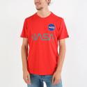 Alpha Industries NASA Reflective Men's T-Shirt