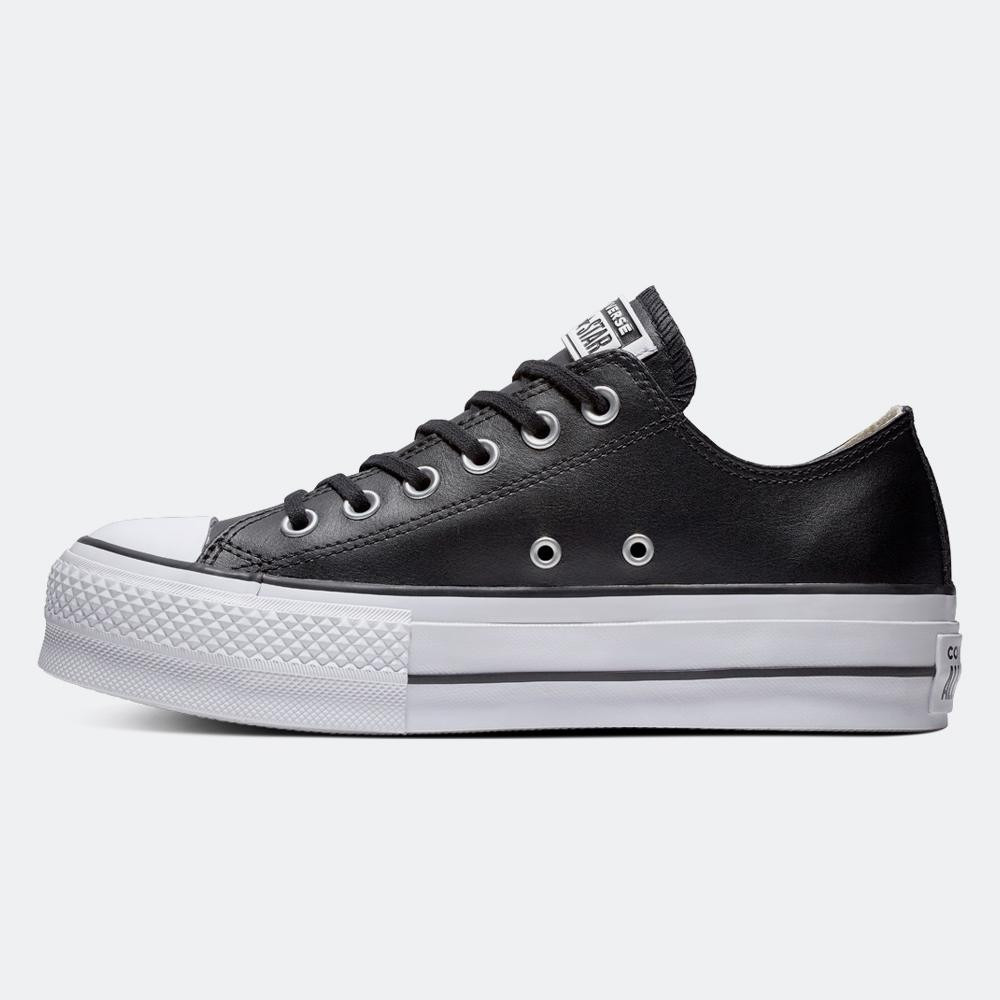 Converse Chuck Taylor All Star Clean Leather Γυναικεία Platform Παπούτσια (9000017353_35470)