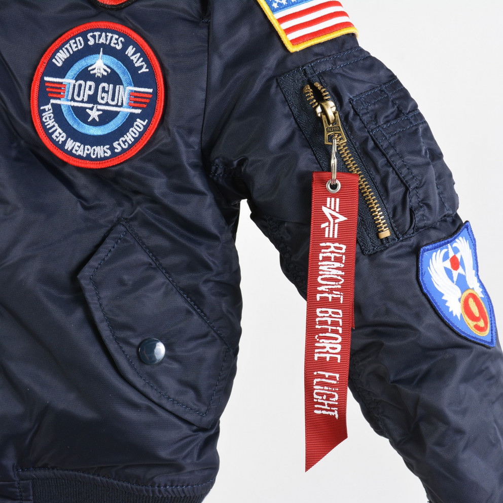 Alpha Industries MA-1 Patch Youth Jacket