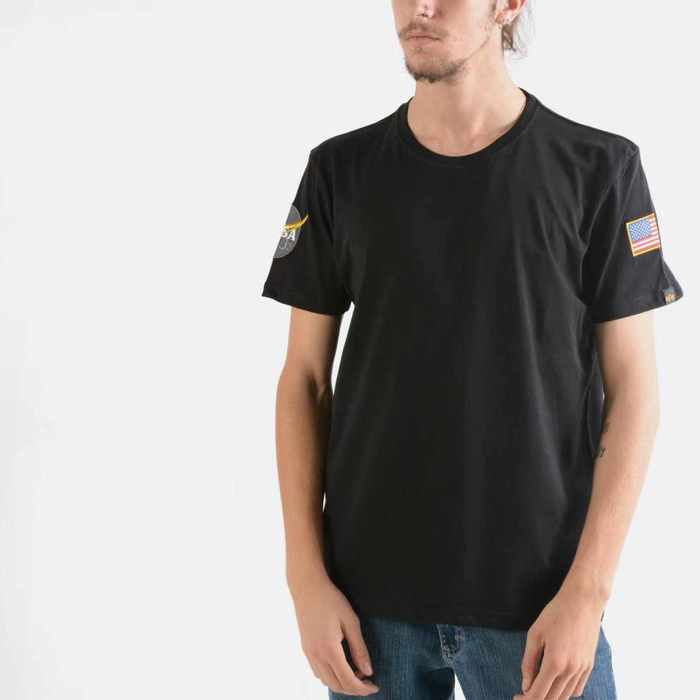 Alpha Industries Nasa Men's T-Shirt