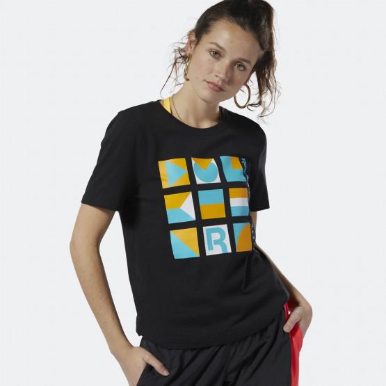 Reebok x Gigi Hadid Tee - Γυναικείο Μπλουζάκι