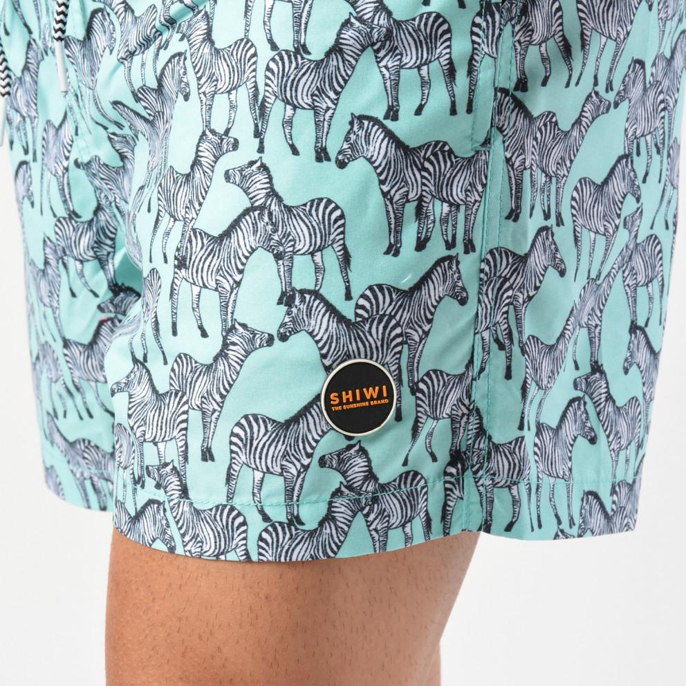 Shiwi Swim Shorts Zebra