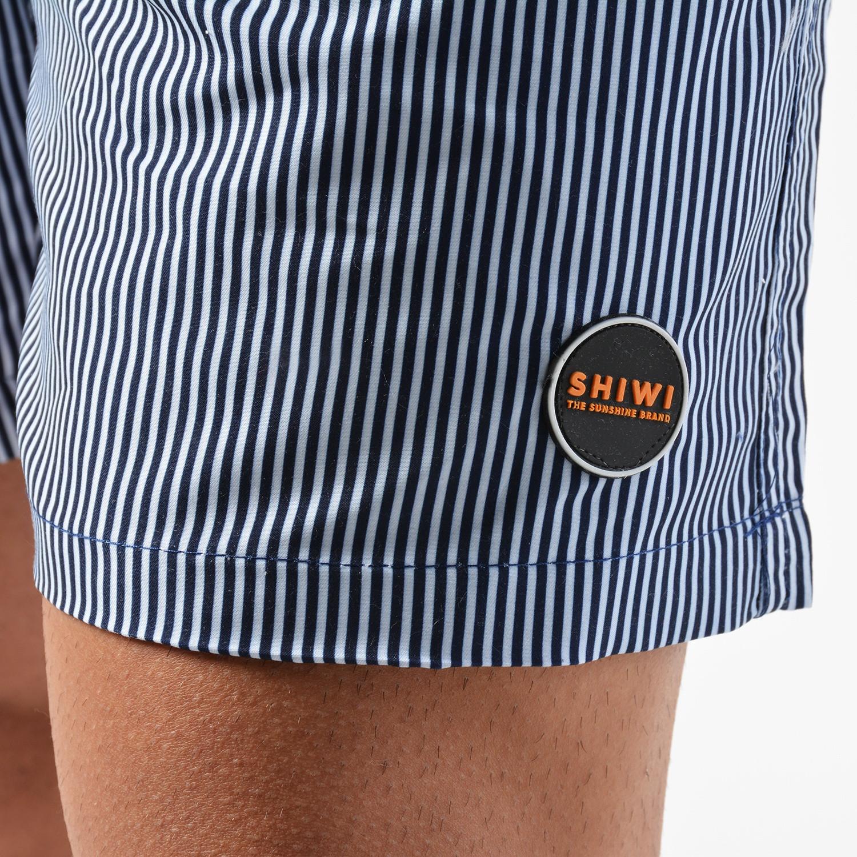 Shiwi Swim Short Skinny Stripe