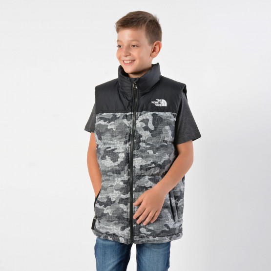 The North Face Kid's Unisex Nuptse Down Vest