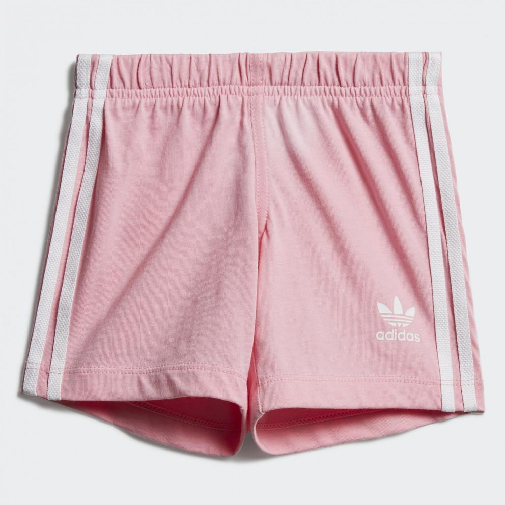 adidas Originals Trefoil Βρεφικό Σετ Φόρμας