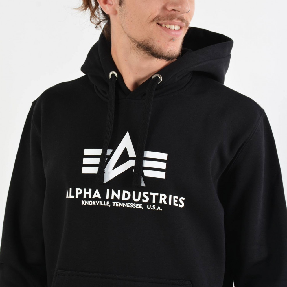 Alpha Industries Basic Ανδρικό Φούτερ