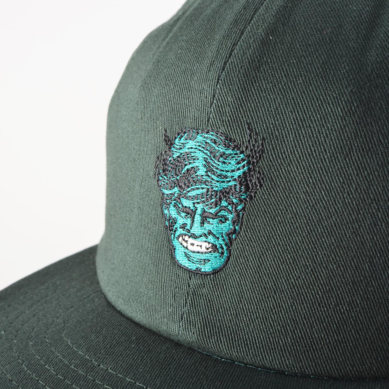 Vans X Marvel Jockey Hulk Hat