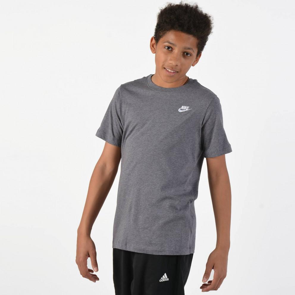 Nike Streetwear Emb Futura Boys' T-Shirt