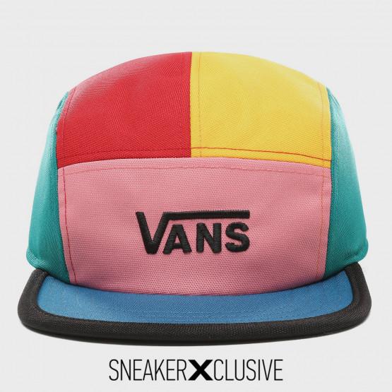 Vans Patchwork Patchy Women's Hat