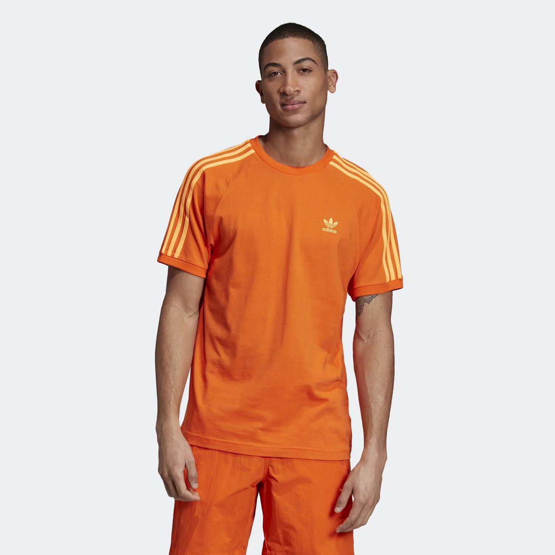 adidas Originals 3-Stripes Adicolor Tee - Ανδρικό Μπλουζάκι (9000031909_3236)