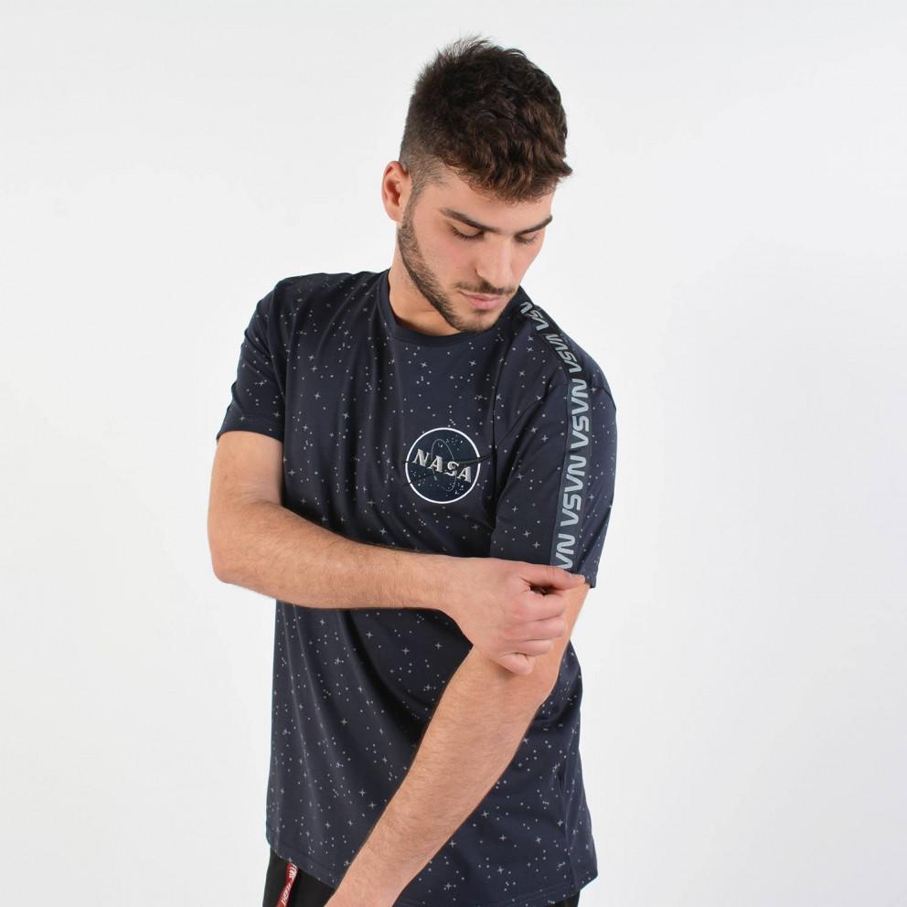 Alpha Industries Nasa Tape Men's T-Shirt