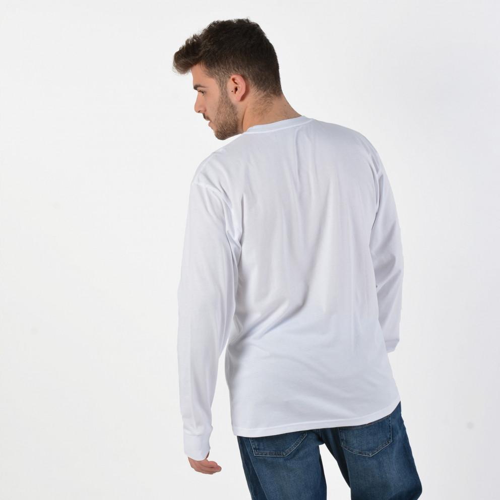 Vans Classic Ανδρική Μπλούζα με Μακρύ Μανίκι