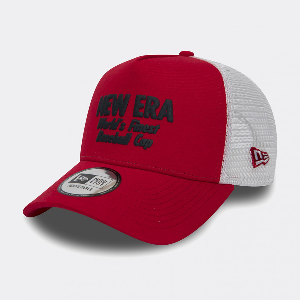 The New Era Finest A-Frame Trucker