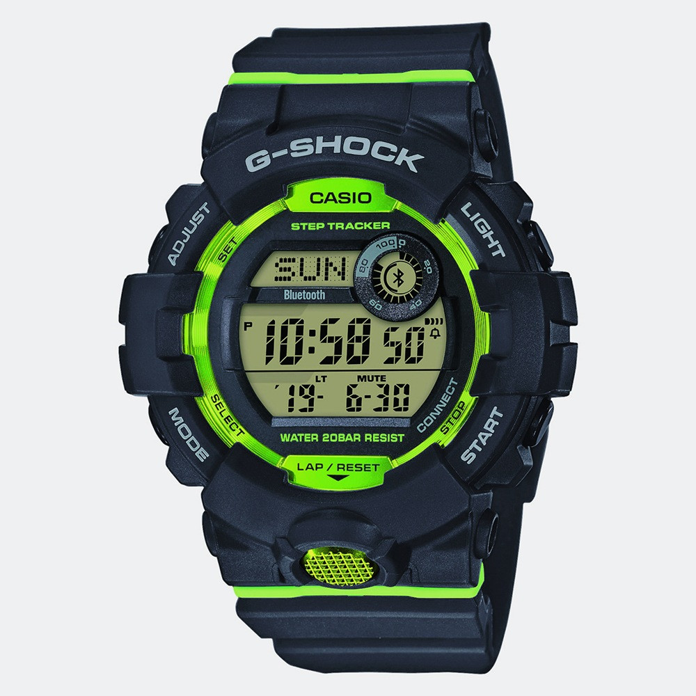 Casio G-Shock- Ανδρικό Ρολόι Χειρός (9000028104_004)