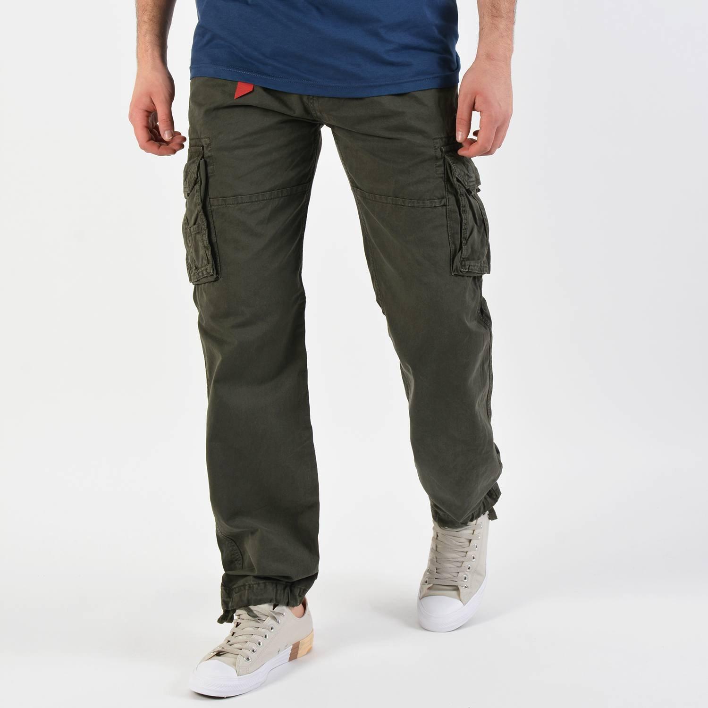 Alpha Industries Men'S Jet Pants - Ανδρικό Παντελόνι (9000029709_13106)