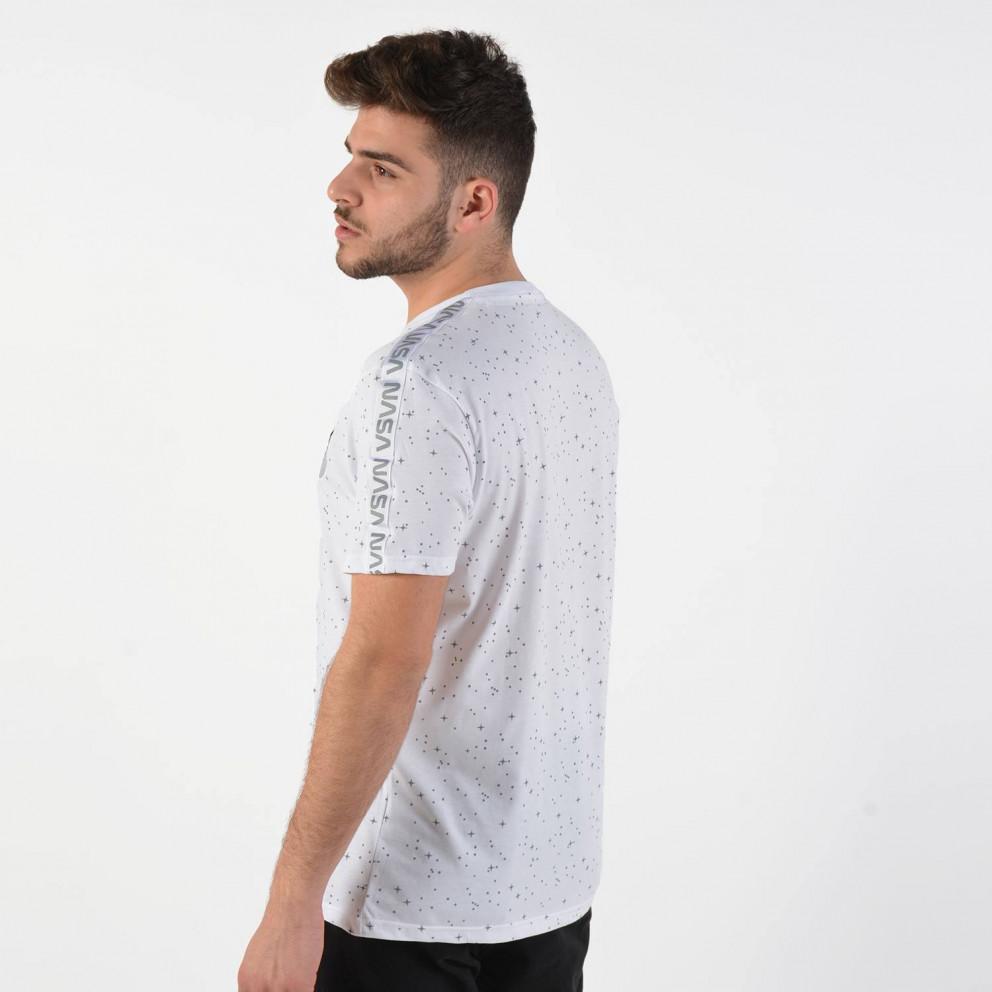 Alpha Industries Nasa Tape Ανδρικό T-Shirt