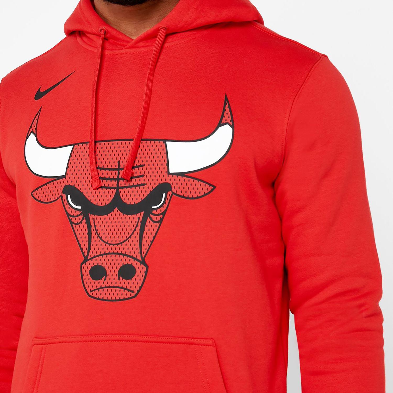 Nike Chicago Bulls Hoodie AV0322 657   BSTN Store