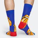 Happy Socks Rolling Stones Tumbling Stripes Sock