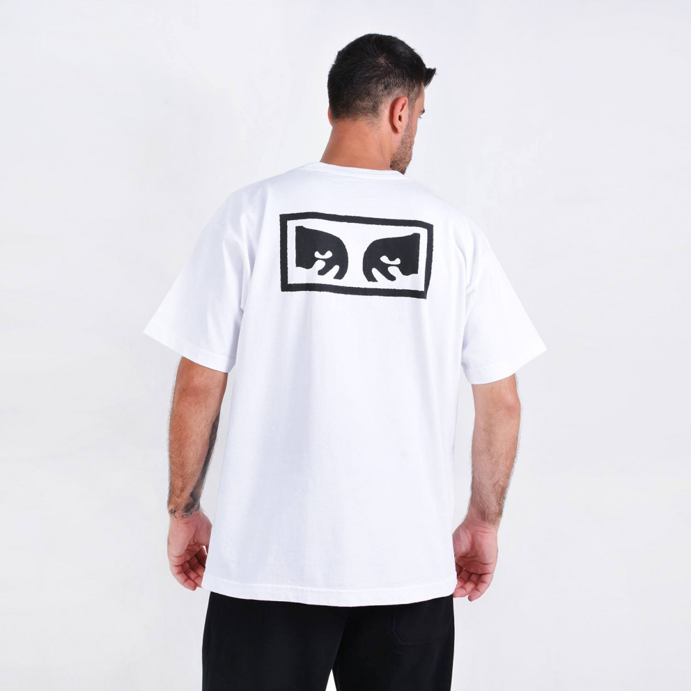 Obey 3 Eyes Men'S Box Tee