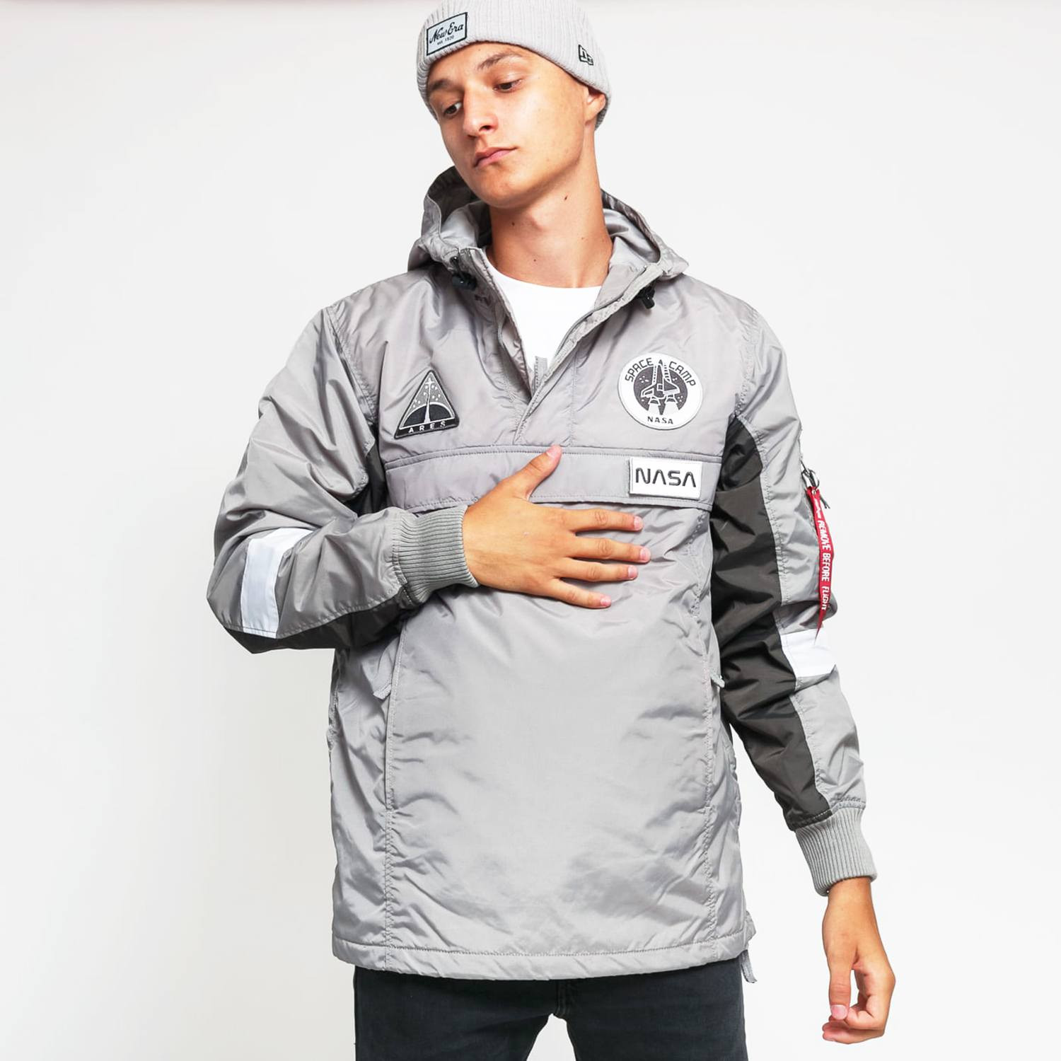 Alpha Industries Space Camp Anorak (9000041150_9264)