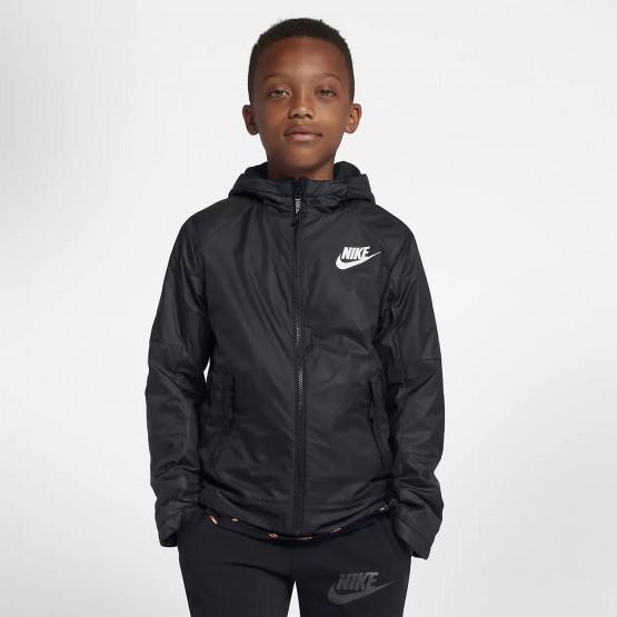 Nike B NSW JKT FLC LND OW