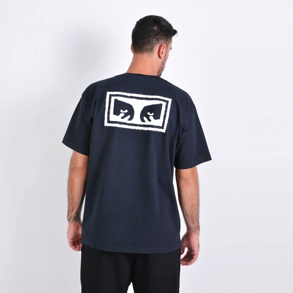 Obey 3 Eyes Men's Box Tee -Ανδρική Μπλούζα