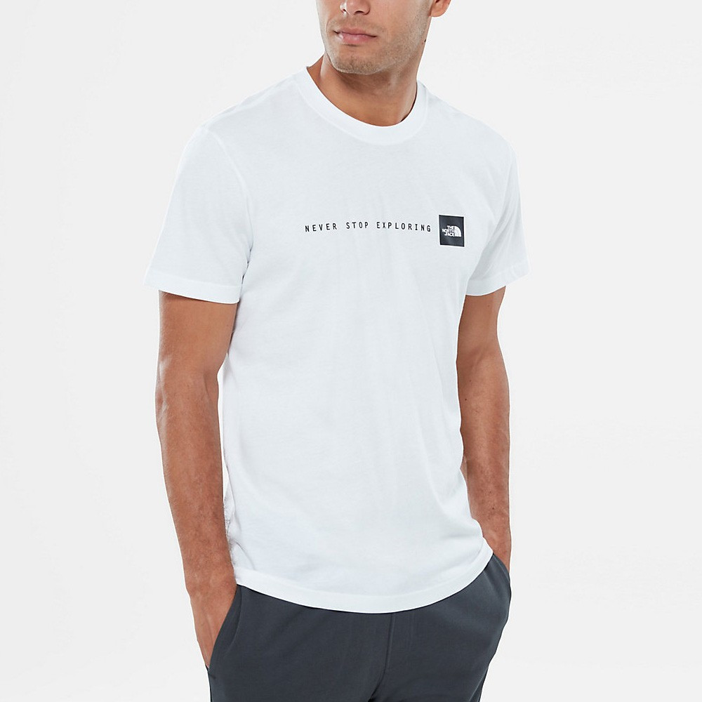 The North Face NSE Tee - Ανδρικό T-shirt (9000007040_32970)
