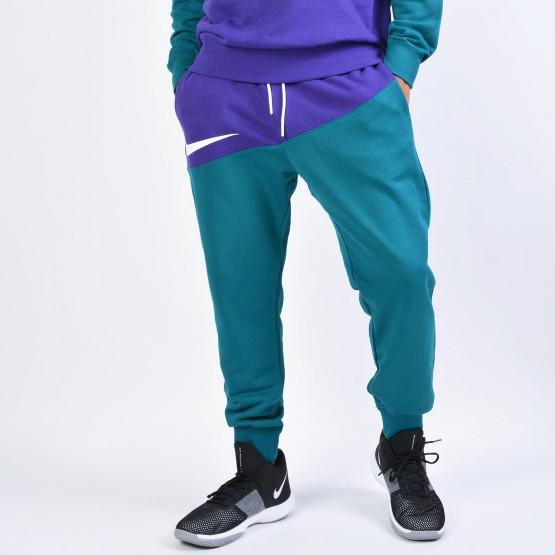 Nike Sportswear Swoosh Men's Pants - Ανδρικό Παντελόνι Φόρμα