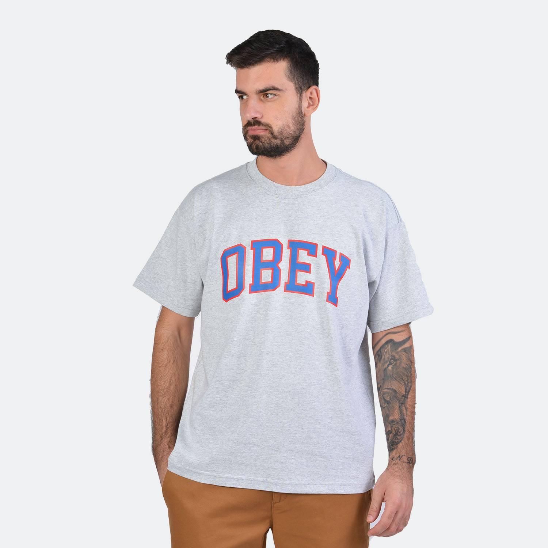 Obey ACADEMIC HEAVYWEIGHT CLASSIC BOX TEE