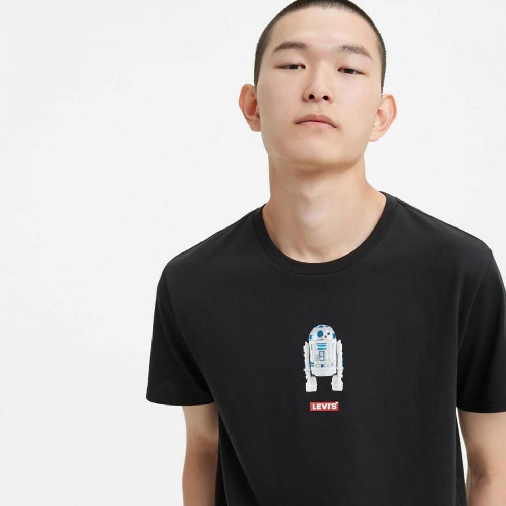 Levis Star Wars R2-D2 T-Shirt