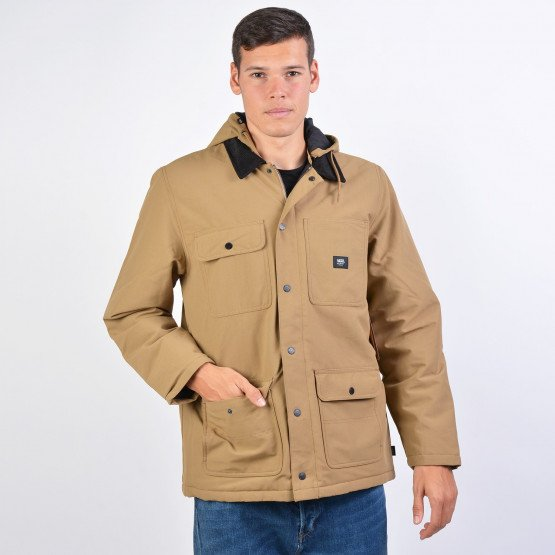 Vans MN DRILL CHORE COAT Dirt