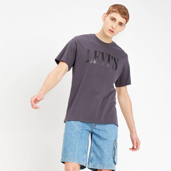 Levis RELAXED GRAPHIC TEE 90S SERIF