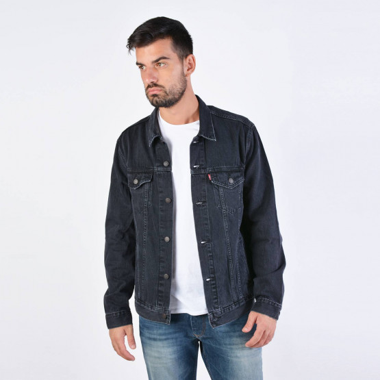Levis THE TRUCKER JACKET LIQUORICE T