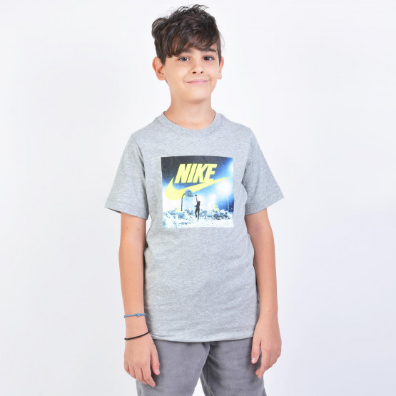 Nike B NSW TEE AIR HOOP SNOW