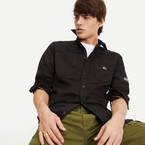 Tommy Jeans TJM TWILL POCKET SHIRT