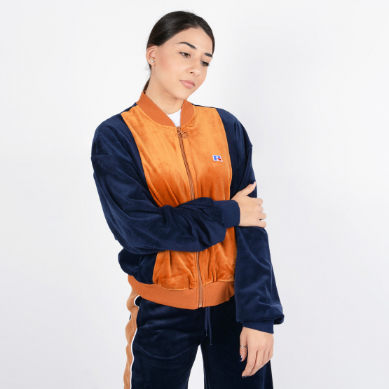Russell ELLIE Z IP VELOUR JACKET