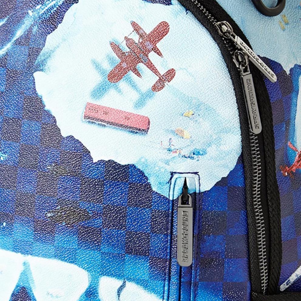 Sprayground AERIAL DRONE ICEBERG BACK PACK