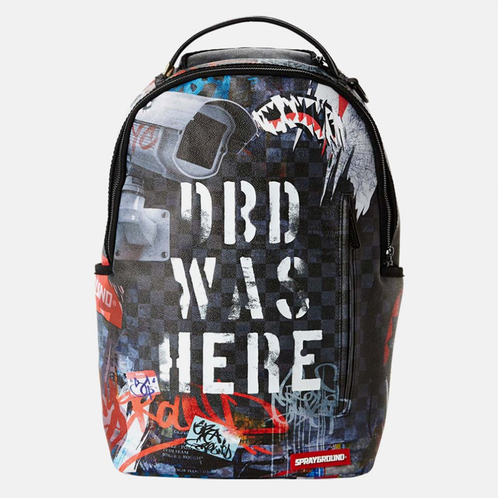 Sprayground POST NO BILLS BACK PACK exclusive