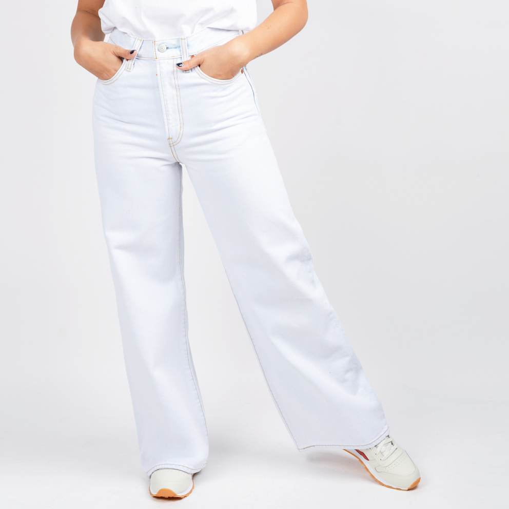 Levis RIBCAGE WIDE LEG COLD AS ICE RC