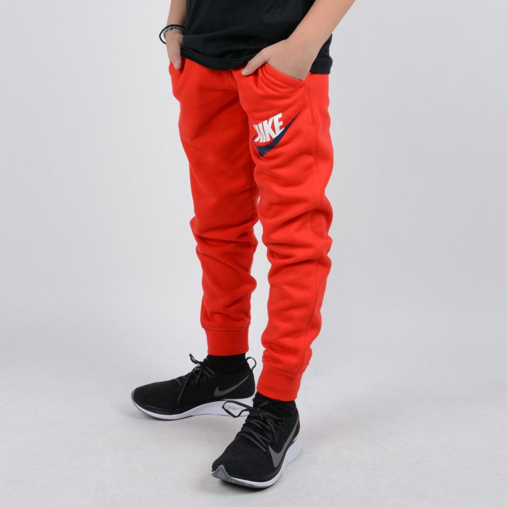 Arreglo medallista Humo  Nike Sportswear Kids Club Fleece Pants UNIVERSITY RED BV0786-657