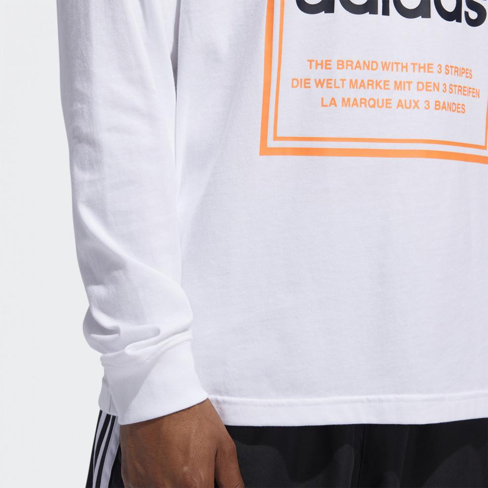 adidas Originals TonGUe Label Ls