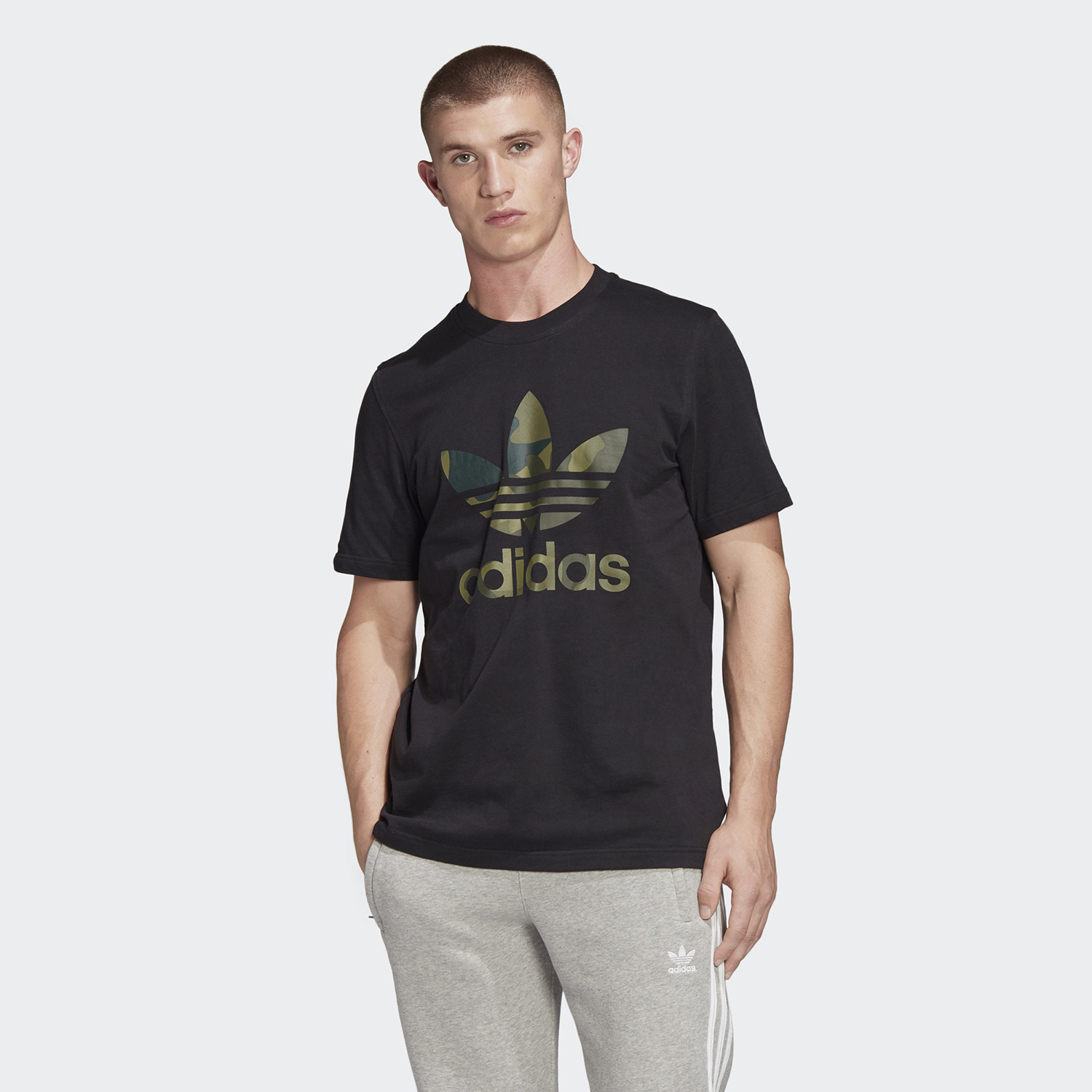 adidas Originals Camouflage Men's Tee (9000045515_5346)