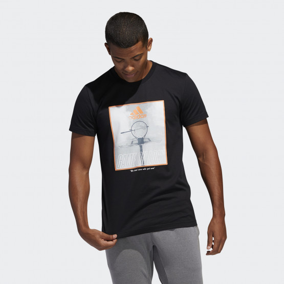 adidas Performance Game On Lock Men's Tee