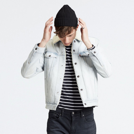 Levis Type 3 Sherpa Trucker Miracle