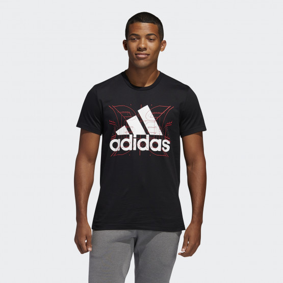 adidas Performance Future Courts Men's Tee