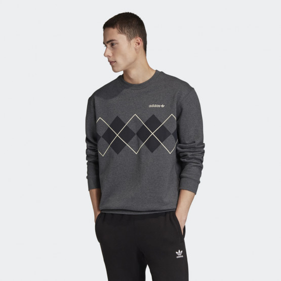 adidas Originals Argyle Crewneck