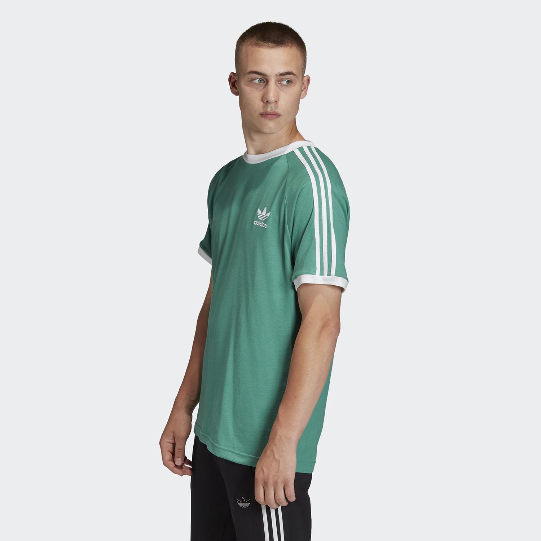 adidas Original 3-Stripes Men's Tee (9000045551_43555)