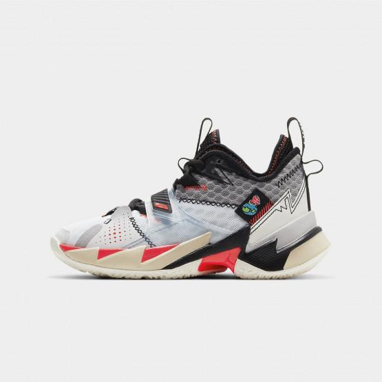 Jordan Why Not Zer0.3 Παιδικά Μπασκετικά Παπούτσια