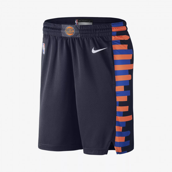 Nike New York Knicks Swingman Man Short City Edition 18